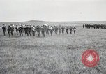 Image of Negro soldiers of 369th Infantry Regiment Maffrecourt France, 1918, second 31 stock footage video 65675022199