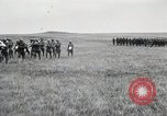 Image of Negro soldiers of 369th Infantry Regiment Maffrecourt France, 1918, second 38 stock footage video 65675022199