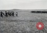 Image of Negro soldiers of 369th Infantry Regiment Maffrecourt France, 1918, second 39 stock footage video 65675022199