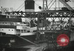 Image of View of Tacoma seaport Tacoma Washington USA, 1935, second 35 stock footage video 65675022203