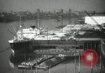 Image of Activity at Portland harbor Portland Oregon USA, 1935, second 2 stock footage video 65675022204