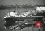 Image of Activity at Portland harbor Portland Oregon USA, 1935, second 3 stock footage video 65675022204