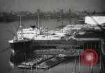 Image of Activity at Portland harbor Portland Oregon USA, 1935, second 4 stock footage video 65675022204