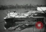 Image of Activity at Portland harbor Portland Oregon USA, 1935, second 5 stock footage video 65675022204