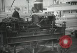 Image of Activity at Portland harbor Portland Oregon USA, 1935, second 39 stock footage video 65675022204