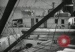 Image of Activity at Portland harbor Portland Oregon USA, 1935, second 52 stock footage video 65675022204