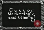 Image of Cotton ginning New Orleans Louisiana USA, 1919, second 7 stock footage video 65675022211