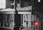 Image of Baling the lint of cotton New Orleans Louisiana USA, 1919, second 53 stock footage video 65675022212