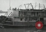 Image of transfer of cotton cargo Memphis Tennessee USA, 1919, second 4 stock footage video 65675022213