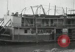 Image of transfer of cotton cargo Memphis Tennessee USA, 1919, second 6 stock footage video 65675022213