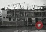 Image of transfer of cotton cargo Memphis Tennessee USA, 1919, second 8 stock footage video 65675022213