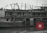 Image of transfer of cotton cargo Memphis Tennessee USA, 1919, second 9 stock footage video 65675022213