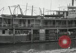 Image of transfer of cotton cargo Memphis Tennessee USA, 1919, second 11 stock footage video 65675022213