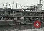 Image of transfer of cotton cargo Memphis Tennessee USA, 1919, second 12 stock footage video 65675022213