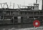 Image of transfer of cotton cargo Memphis Tennessee USA, 1919, second 13 stock footage video 65675022213