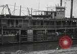 Image of transfer of cotton cargo Memphis Tennessee USA, 1919, second 14 stock footage video 65675022213