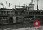 Image of transfer of cotton cargo Memphis Tennessee USA, 1919, second 15 stock footage video 65675022213