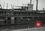 Image of transfer of cotton cargo Memphis Tennessee USA, 1919, second 16 stock footage video 65675022213