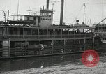 Image of transfer of cotton cargo Memphis Tennessee USA, 1919, second 20 stock footage video 65675022213