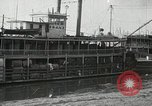 Image of transfer of cotton cargo Memphis Tennessee USA, 1919, second 21 stock footage video 65675022213