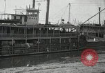 Image of transfer of cotton cargo Memphis Tennessee USA, 1919, second 22 stock footage video 65675022213
