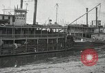 Image of transfer of cotton cargo Memphis Tennessee USA, 1919, second 24 stock footage video 65675022213