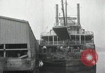 Image of transfer of cotton cargo Memphis Tennessee USA, 1919, second 40 stock footage video 65675022213