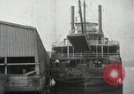 Image of transfer of cotton cargo Memphis Tennessee USA, 1919, second 44 stock footage video 65675022213