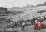 Image of transfer of cotton cargo Memphis Tennessee USA, 1919, second 62 stock footage video 65675022213