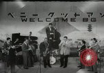Image of Japanese instrumentalists join the Goodman band Japan, 1957, second 14 stock footage video 65675022215