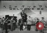 Image of Japanese instrumentalists join the Goodman band Japan, 1957, second 17 stock footage video 65675022215