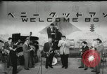 Image of Japanese instrumentalists join the Goodman band Japan, 1957, second 21 stock footage video 65675022215