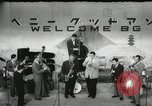 Image of Japanese instrumentalists join the Goodman band Japan, 1957, second 26 stock footage video 65675022215