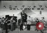 Image of Japanese instrumentalists join the Goodman band Japan, 1957, second 27 stock footage video 65675022215