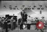 Image of Japanese instrumentalists join the Goodman band Japan, 1957, second 28 stock footage video 65675022215