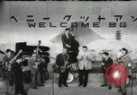 Image of Japanese instrumentalists join the Goodman band Japan, 1957, second 35 stock footage video 65675022215