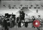 Image of Japanese instrumentalists join the Goodman band Japan, 1957, second 39 stock footage video 65675022215