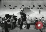 Image of Japanese instrumentalists join the Goodman band Japan, 1957, second 42 stock footage video 65675022215