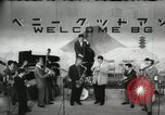 Image of Japanese instrumentalists join the Goodman band Japan, 1957, second 45 stock footage video 65675022215
