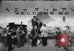Image of Japanese instrumentalists join the Goodman band Japan, 1957, second 50 stock footage video 65675022215