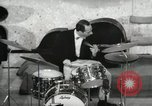 Image of Benny Goodman band concert Japan, 1957, second 23 stock footage video 65675022216