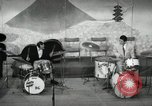 Image of Benny Goodman band concert Japan, 1957, second 36 stock footage video 65675022216
