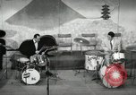 Image of Benny Goodman band concert Japan, 1957, second 39 stock footage video 65675022216
