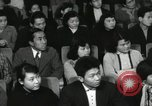 Image of Benny Goodman band concert Japan, 1957, second 55 stock footage video 65675022216