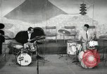 Image of Benny Goodman band concert Japan, 1957, second 58 stock footage video 65675022216