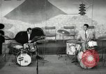 Image of Benny Goodman band concert Japan, 1957, second 61 stock footage video 65675022216
