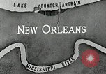 Image of Navigation in crescent city New Orleans Louisiana USA, 1929, second 46 stock footage video 65675022219