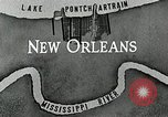 Image of Navigation in crescent city New Orleans Louisiana USA, 1929, second 47 stock footage video 65675022219