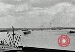 Image of Navigation in crescent city New Orleans Louisiana USA, 1929, second 56 stock footage video 65675022219