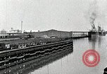 Image of Ship entering the inner harbor canal New Orleans Louisiana USA, 1929, second 18 stock footage video 65675022220
